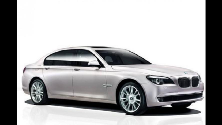 BMW Série 7 em edição especialíssima