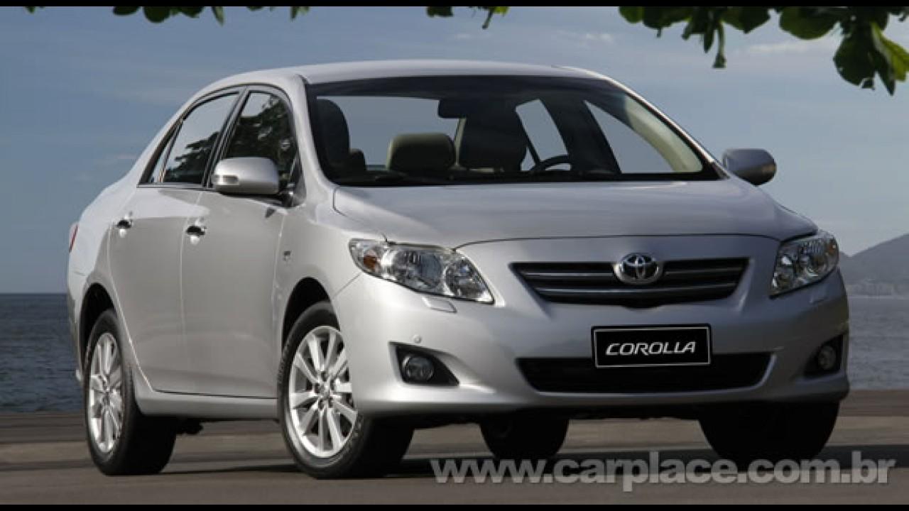 Procon-SP: Toyota fará Recall do Corolla no Brasil