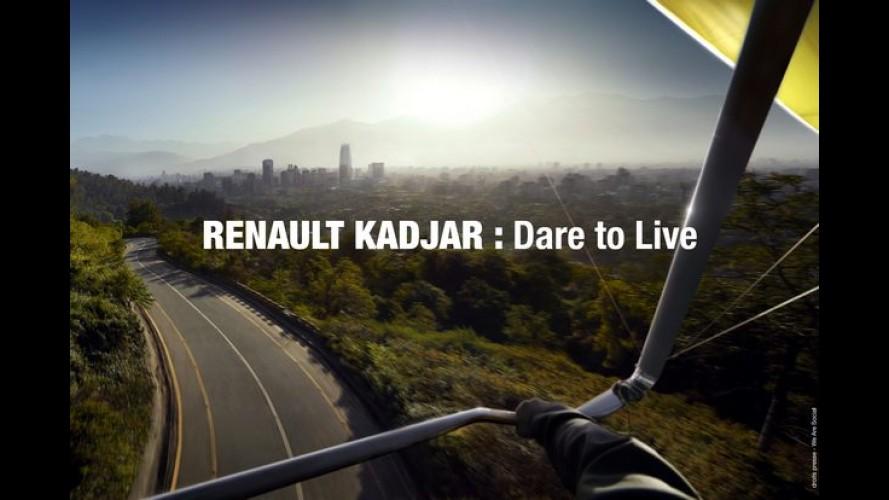 Renault Kadjar é o nome do novo SUV que estreia no próximo dia 2