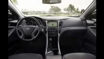 Hyundai Sonata 2014 ganha facelift nos EUA - preço inicial equivale a R$ 47 mil