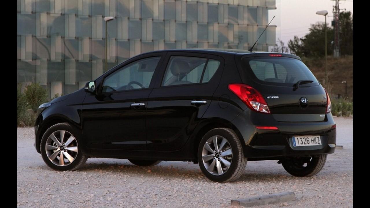 Clima de Copa: Hyundai i20 ganha série Go! Brasil na Espanha