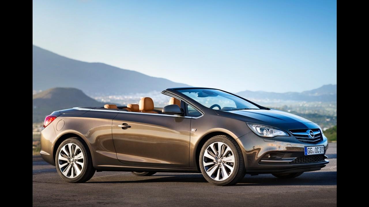 Buick estuda lançar versões próprias dos Opel Adam e Cascada
