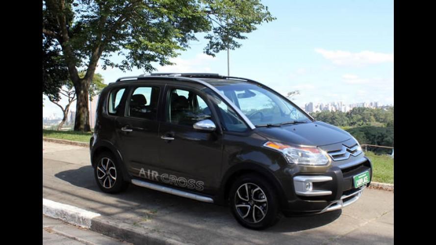 Garagem CARPLACE: Agora é a vez do Citroën AirCross