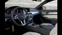 Mercedes-Benz Classe C Coupé 2012: Fotos oficiais vazam na internet