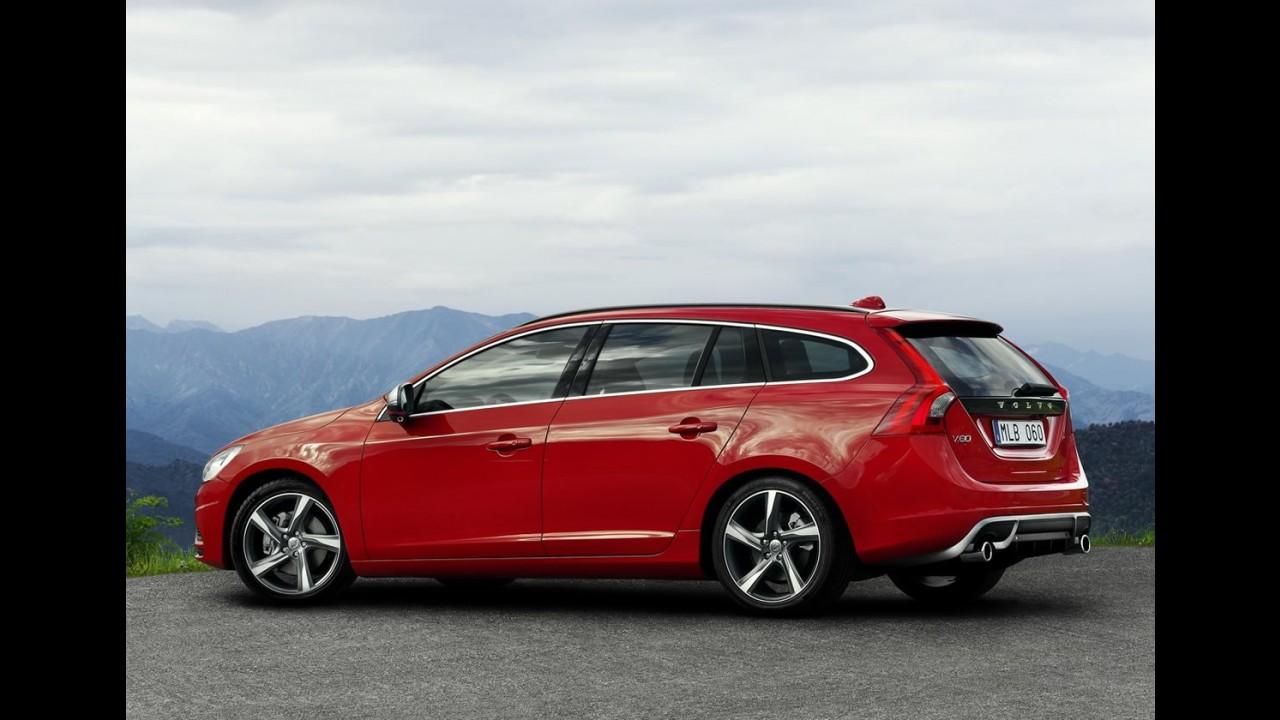 "Suécia: VW e Golf largam na ""pole-position"""