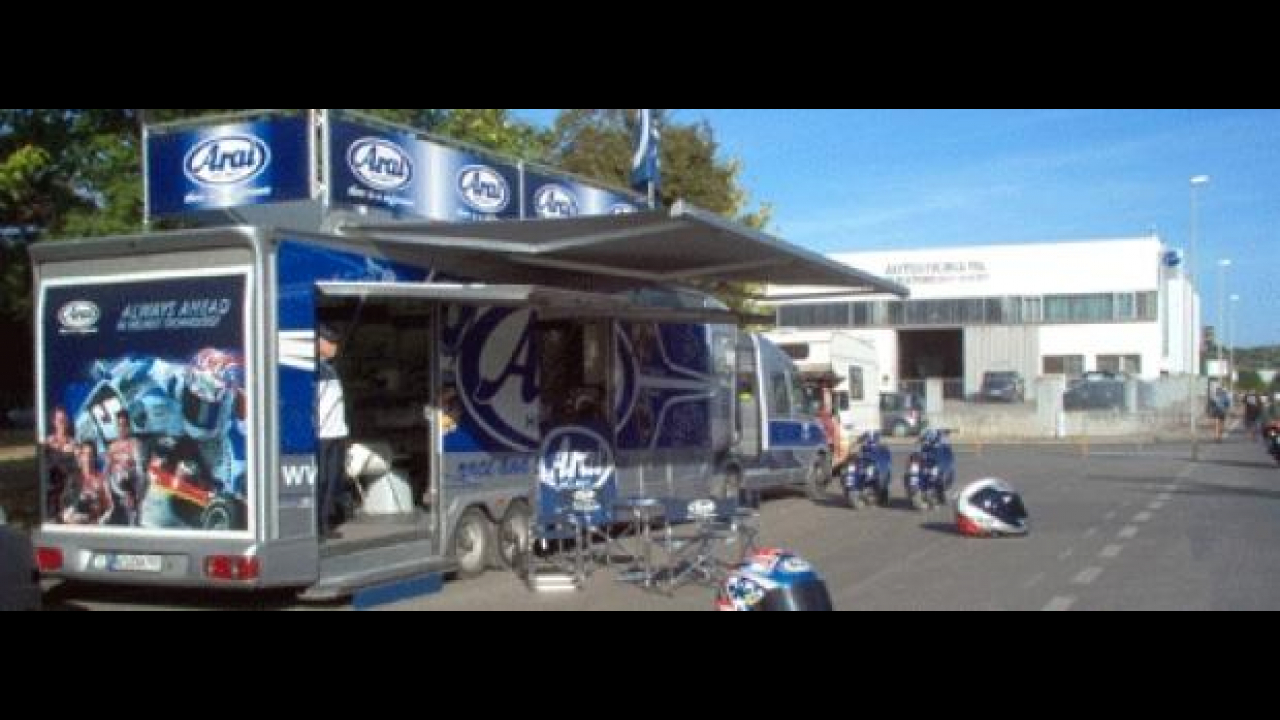 Arai Racing & Touring Service 2012