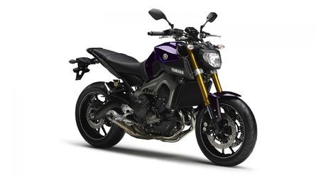 9e580f29dbe Destaques Galeria  Yamaha apresenta a nova MT-09 com motor de três cilindros