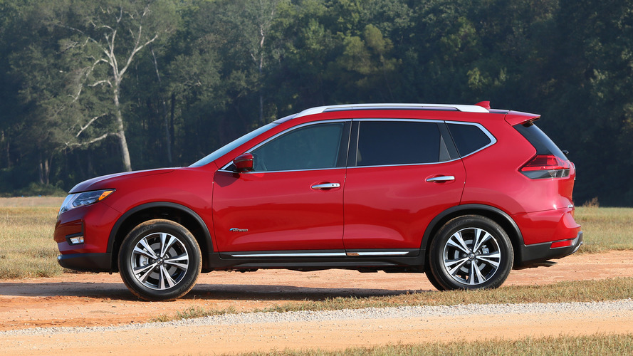 Nissan Rogue Hybrid Gets The Axe For 2020