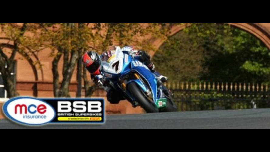 BSB 2012: going to... Oulton Park