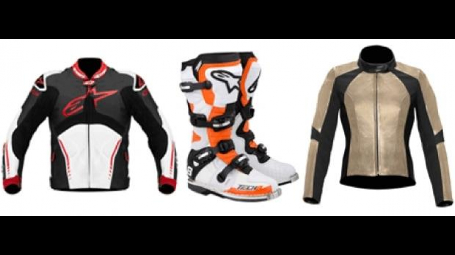 Alpinestars: Technical Motorcycle Collection 2013