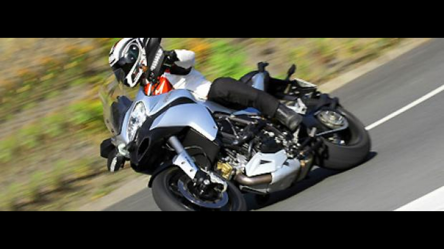 Ducati Multistrada 1200 S Touring 2013 - TEST