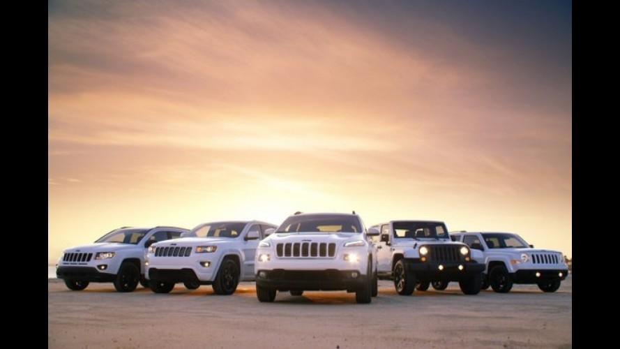 Jeep usa música inédita de Michael Jackson para divulgar linha Atitude nos EUA