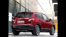 Nissan lança Qashqai TechView Edition na Europa