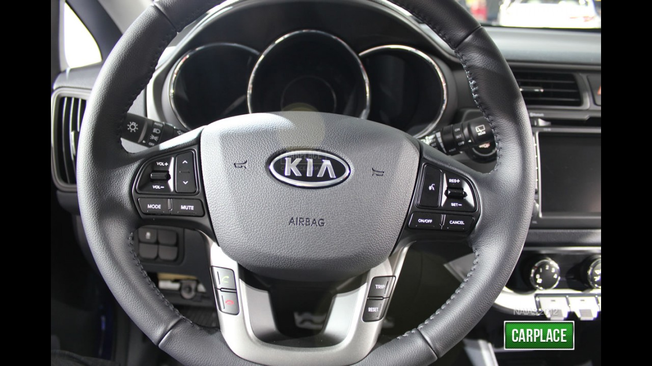 Fotos: Conhecemos o Novo Kia Rio Hatch em Detroit
