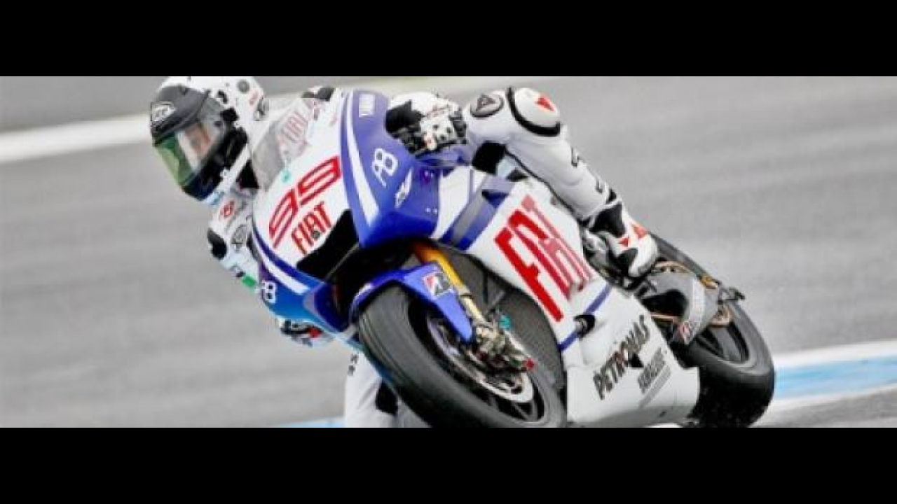 MotoGP, Estoril, libere 3: Ancora Lorenzo al top
