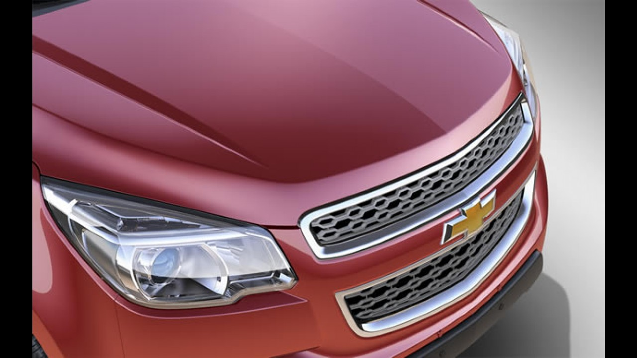 Do Brasil: GM confirma Nova Chevrolet Colorado 2012 nos Estados Unidos