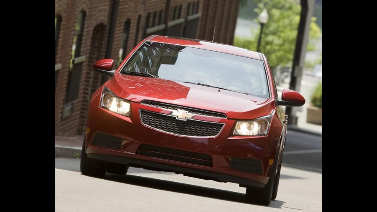 Chevrolet pode lançar versão cupê do Cruze nos Estados Unidos