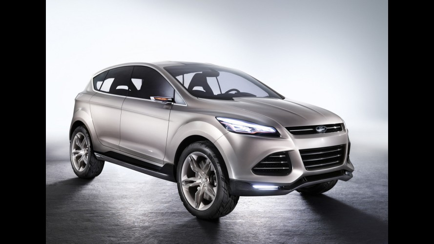 Ford confirma apresentação de nova geração do Escape para o Salão de Los Angeles