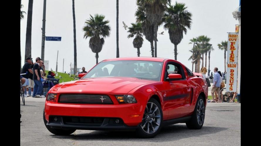 Ford conta a história do Mustang através de um belo álbum de fotos