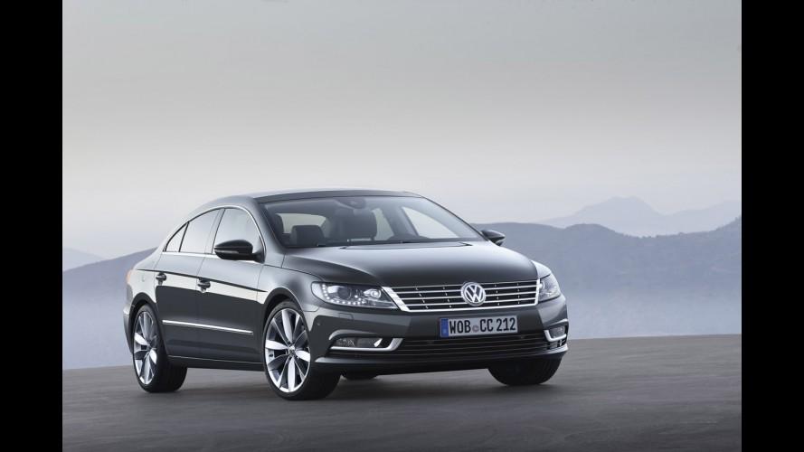 "Novo Batismo: Volkswagen renomeia Passat CC para apenas ""CC"""