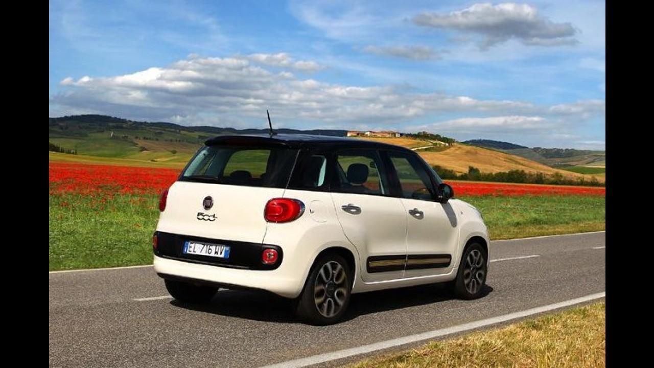 """Aceita um café? - Fiat 500L será equipado com máquina de café """"espresso"""""""