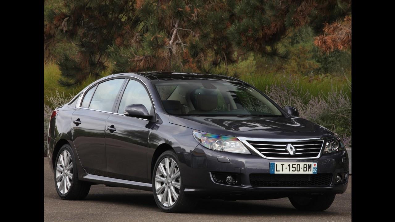Renault encerra comercialização dos sedãs Fluence e Latitude na Alemanha