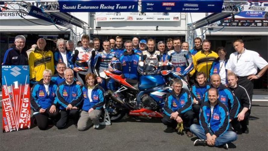 Suzuki S.E.R.T. tutto il Campionato 2013 in un video