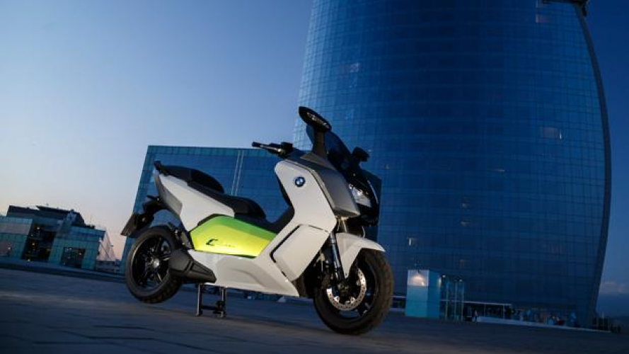BMW C evolution in vendita con il 20% di incentivo statale