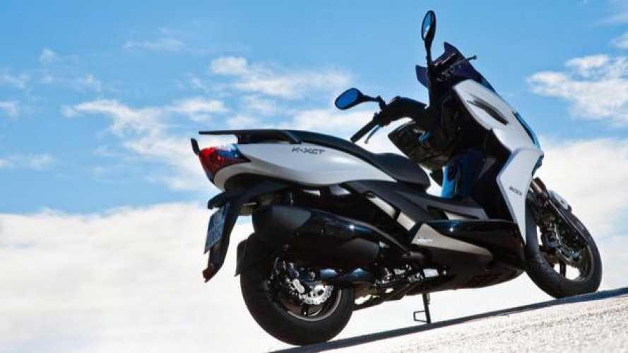 Kymco offre la gamma scooter a interessi zero e con rottamazione