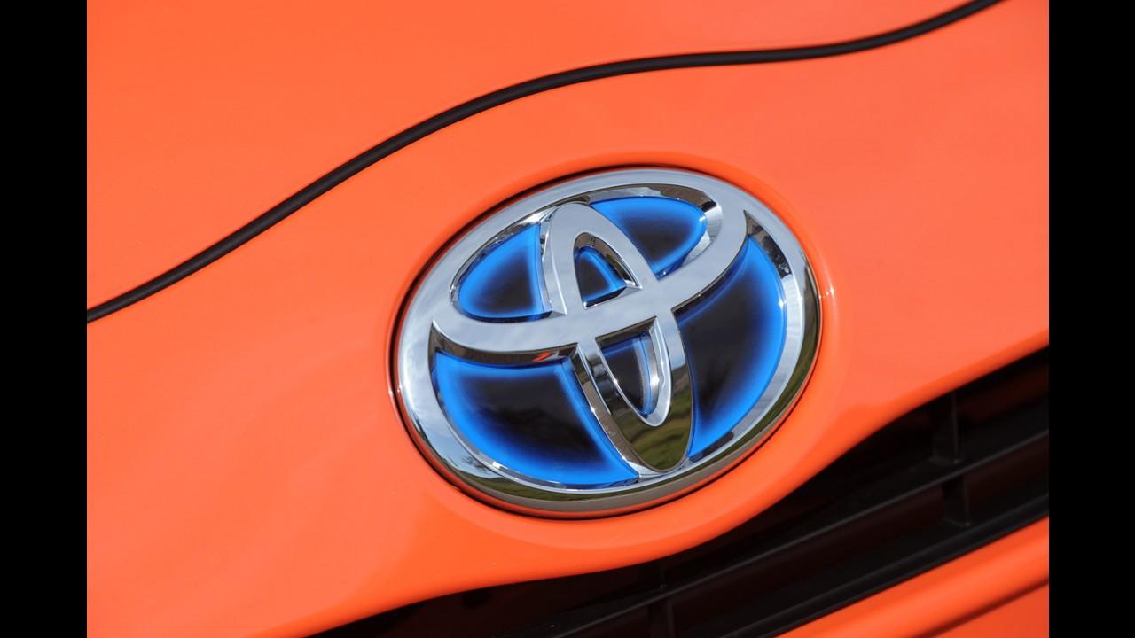Toyota registrou quase 1.500 patentes nos EUA em 2012