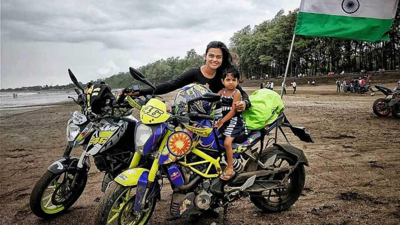 Rocking Rider RiderGirl Vishakha