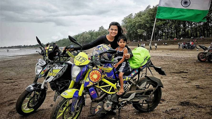 Rocking Riders: First Indian Female Vlogger Takes Us for a Ride
