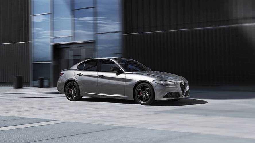Les Alfa Romeo Giulia & Stelvio voient la vie en noir avec un nouveau Black Pack