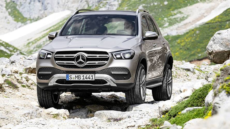 2019 Mercedes-Benz GLE is a £55,685 luxury leviathan