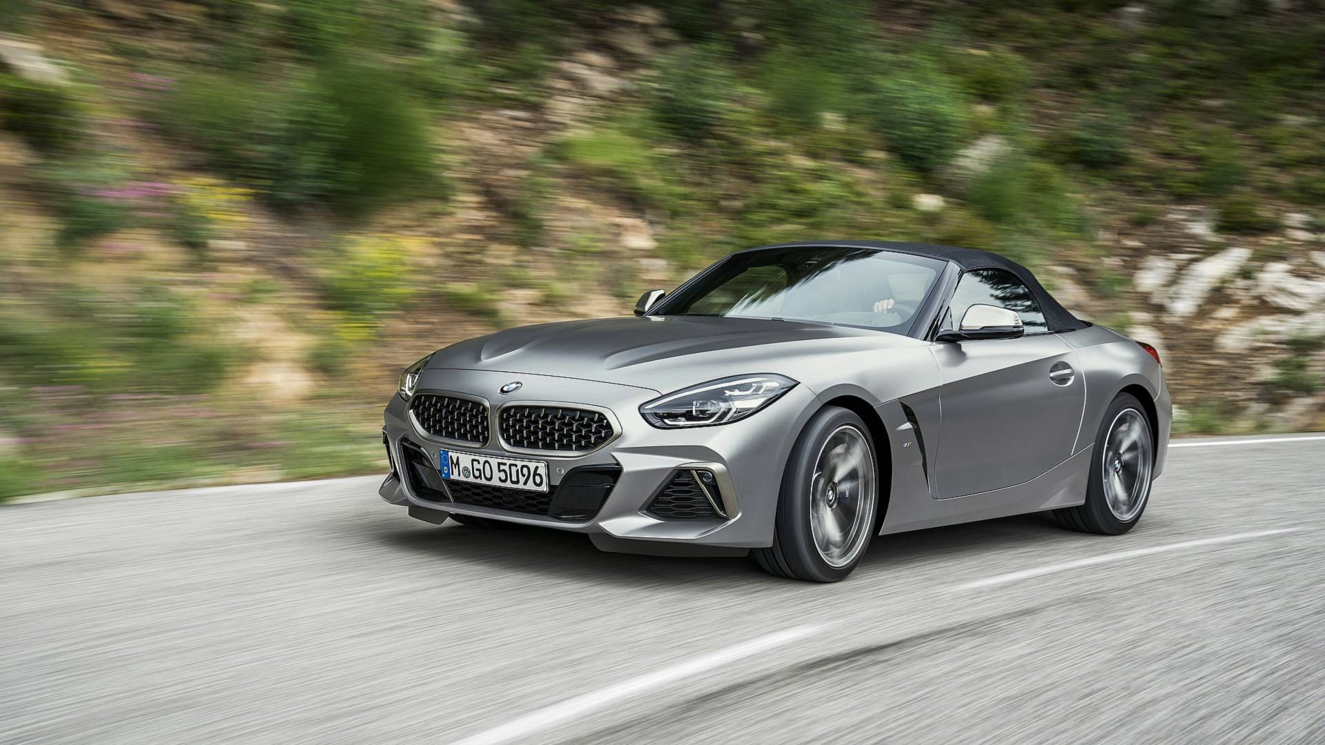 2019 Bmw Z4 Production Starts In Austria
