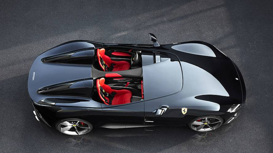 Ferrari New Models 2018 >> Ferrari Reveals Limited-Edition Monza SP1 And SP2 Speedsters