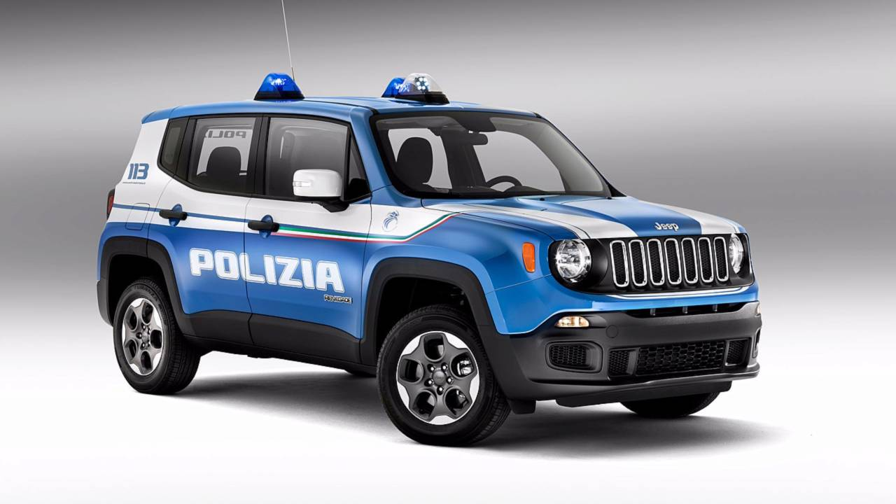 Jeep Renegade (Italien)