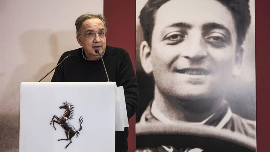 Piero Ferrari recuerda a Sergio Marchionne, antiguo CEO de la marca