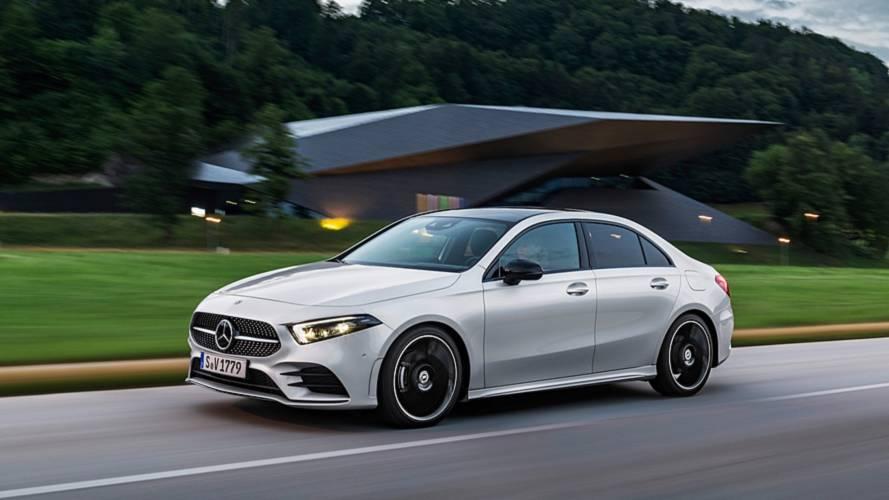 Mercedes Classe A Sedan global é revelado e pode virar nacional