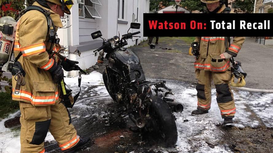 Watson On: Total Recall