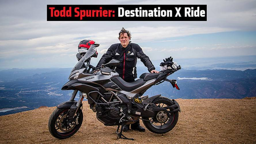 Todd Spurrier: Destination X Ride