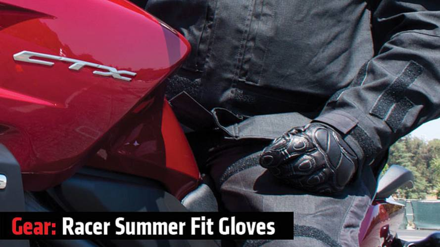 Gear: Racer Summer Fit Gloves