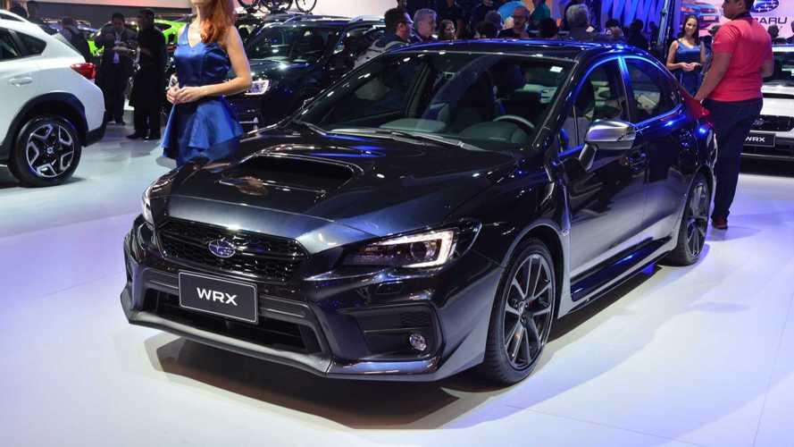 Salão de SP: Subaru traz WRX manual e novas tecnologias para o XV