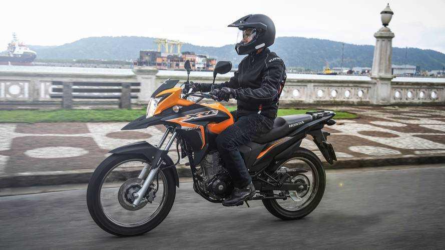 Honda XRE 190 2019 é lançada por R$ 13.760