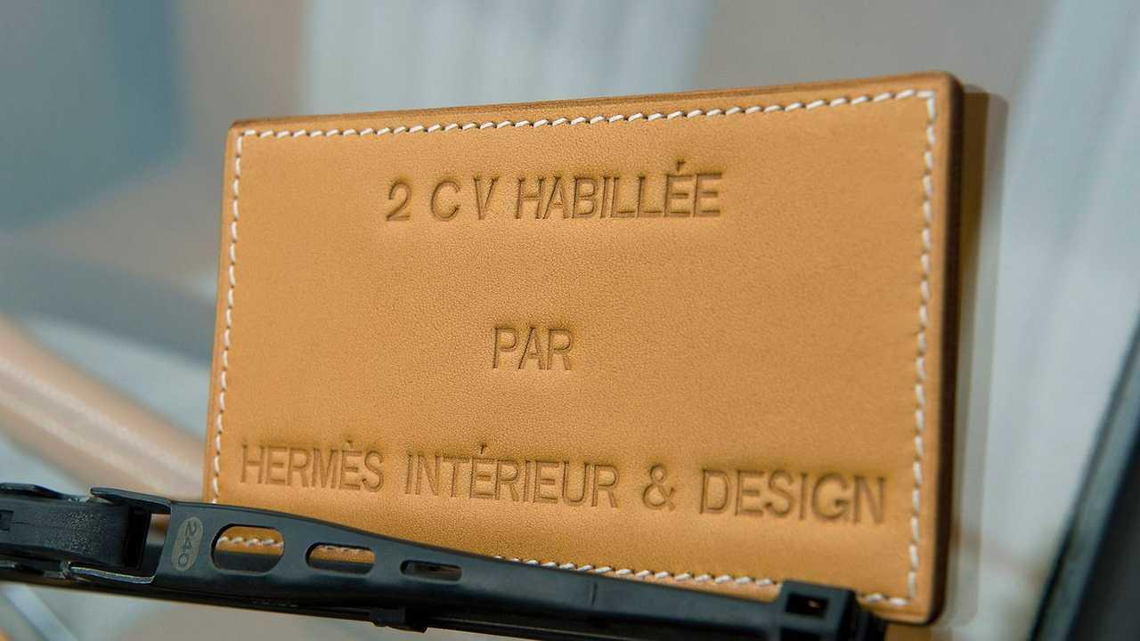 Hermès-Jubiläums-Ente zum 60. Geburtstag