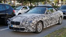 2020 BMW 4 Series Convertible Spy Photo