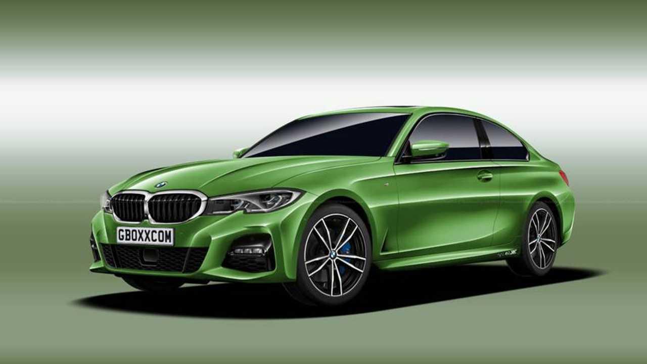 BMW 4er Rendering
