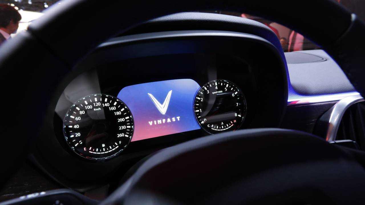 Vinfast Lux SA2.0