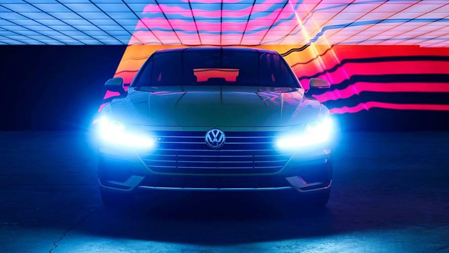 Volkswagen Arteon Gets Stylish Photoshoot At Petersen Museum