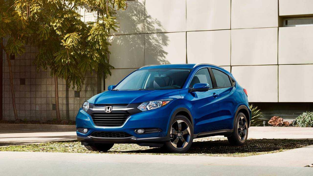 9. Honda HR-V LX: $1,257